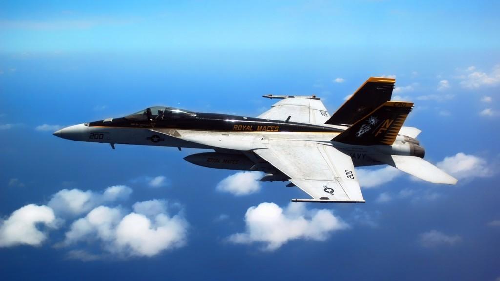 Top Ten Best Fighter Jets in the World F-18 super-hornet