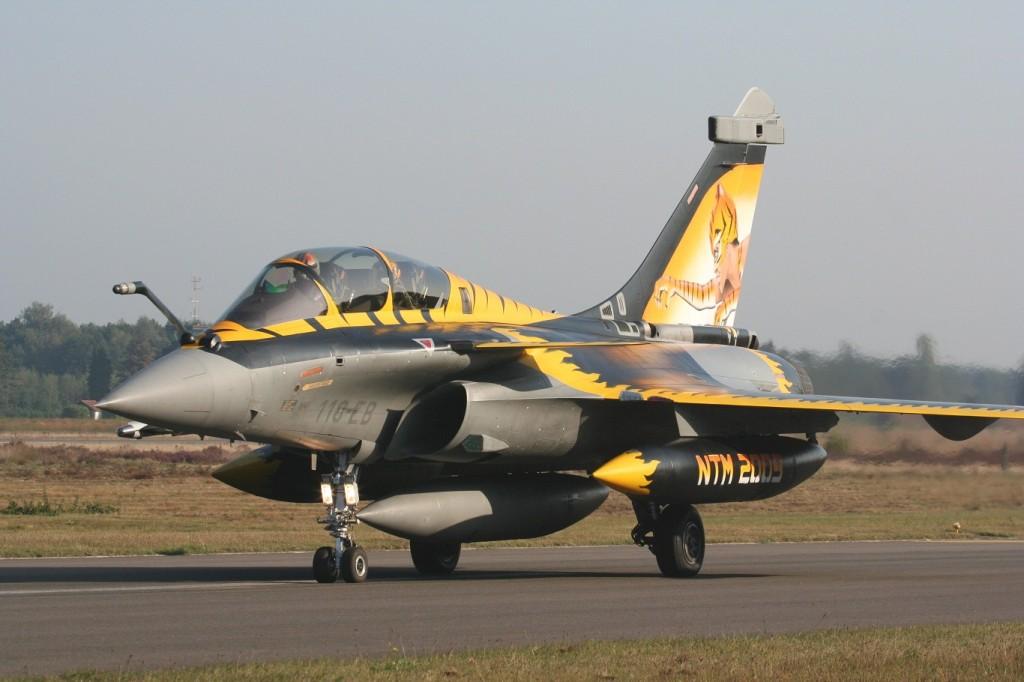 Top Ten Best Fighter Jets in the World Rafale