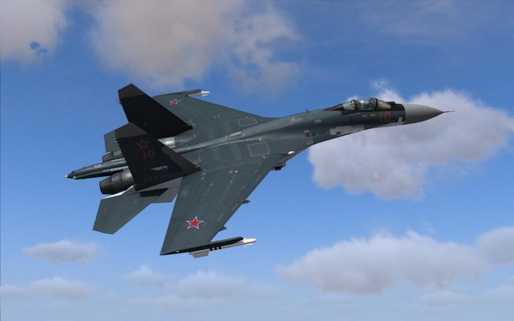 Top Ten Best Fighter Jets in the World Sukhoi Su-35