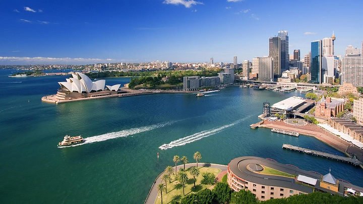 Top Ten Most Beautiful Countries In The World Australia