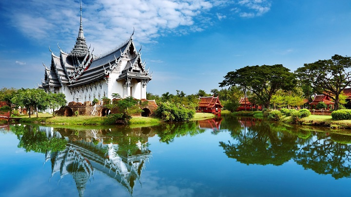 Top Ten Most Beautiful Countries In The World China