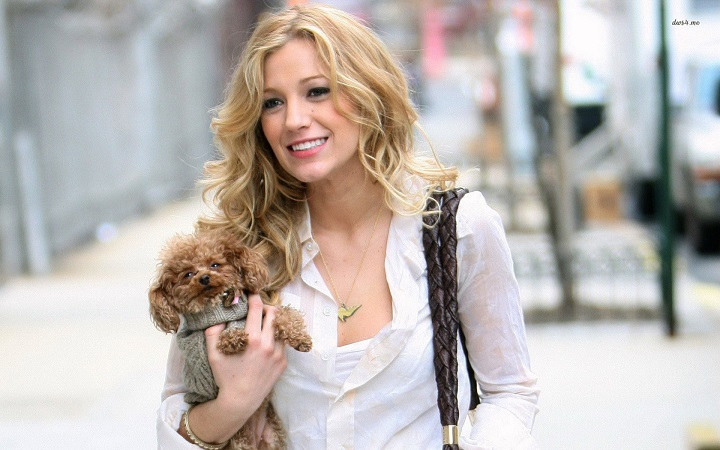 Top Ten Sexiest Hollywood actress  Blake Lively