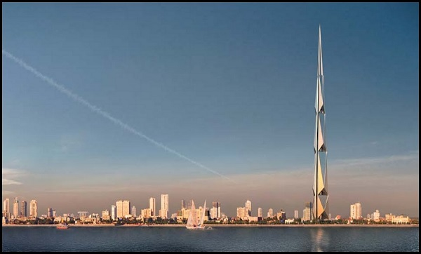 Top Ten Tallest Buildings in the World By 2016 India Tower