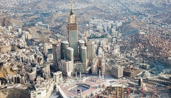 Top Ten Tallest Buildings in the World By 2016 Makkah Royal Clock Tower Hotel