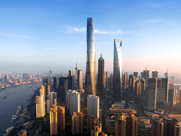 Top Ten Tallest Buildings in the World By 2016 Shanghai Tower