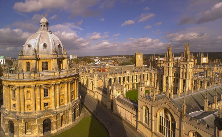 Top 10 Oldest Universities In the World University of Oxford